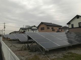 【HV】FIT36円 茨城県下妻市発電所<連系済>のメイン画像