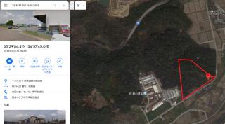 【DS】FIT18円 岐阜県関市肥田【10051】発電所のメイン画像