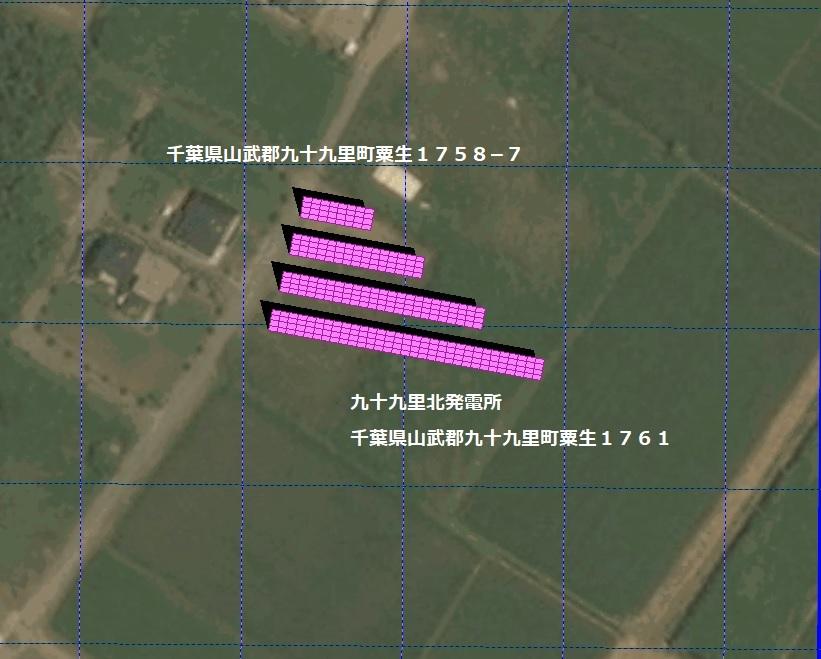 【DW】FIT18円 千葉県九十九里北発電所のメイン画像