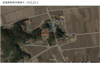 【SW】FIT21円 21HSE31 宮城県角田市横倉発電所のメイン画像