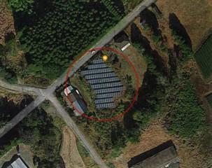 【NES】FIT36+1円 鹿児島県薩摩川内市入来町発電所<連系済>のメイン画像