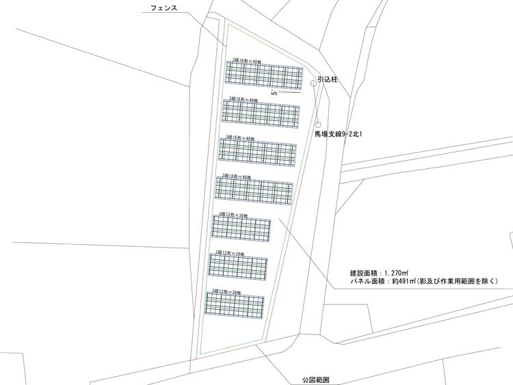 【FT】FIT21円 宮城県石巻市桃生町城内字舘下発電所のメイン画像