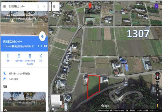 【SHO】FIT14円 徳島県吉野川市 1307【追加金無利回上振高確】山川 E14のメイン画像