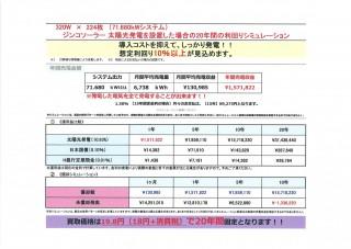 【JPN】FIT18円兵庫県加古川市71.68kwのサブ画像