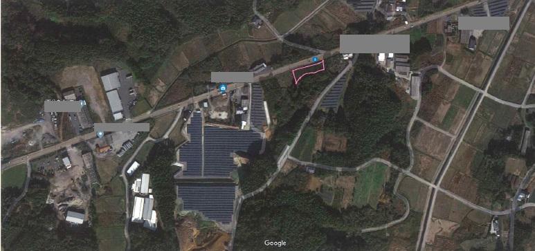 【BL】FIT18円 鹿児島県No.208 出水市発電所のメイン画像