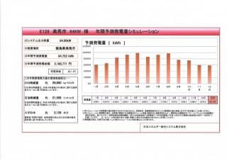 【JPN】FIT21円 徳島県美馬市発電所のメイン画像