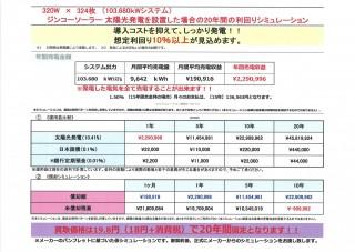 【JPN】FIT18円徳島県三豊市103.68kwのサブ画像