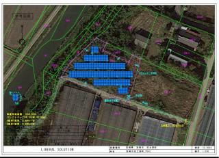 【LiSo】FIT18円 宮崎県宮崎市P542発電所のメイン画像