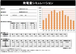 【LiSo】FIT18円 愛媛県四国中央市P1168発電所のサブ画像
