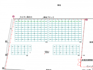 【FT】FIT18円 千葉県旭市江ヶ崎発電所:HM101060営本のメイン画像