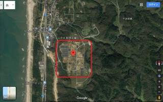 【APM】FIT18円秋田下浜桂根太陽光発電所(75.6kW)のサブ画像