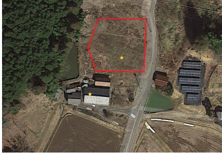 【PH】FIT21円岐阜県恵那市飯地町字祢宜田太陽光発電所のメイン画像