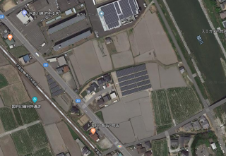 【JPNA】FIT21円 香川県坂出市府中発電所 のメイン画像