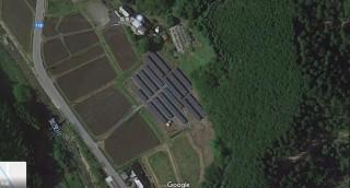 【APM】FIT40円 岡山県 津山市加茂町河井太陽光発電所のメイン画像