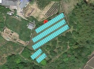 【EE】FIT14円 三重県南牟婁郡御浜町阪本866-1発電所のメイン画像
