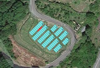 【EE】FIT14円 和歌山県東牟婁郡古座川町小川219発電所のメイン画像