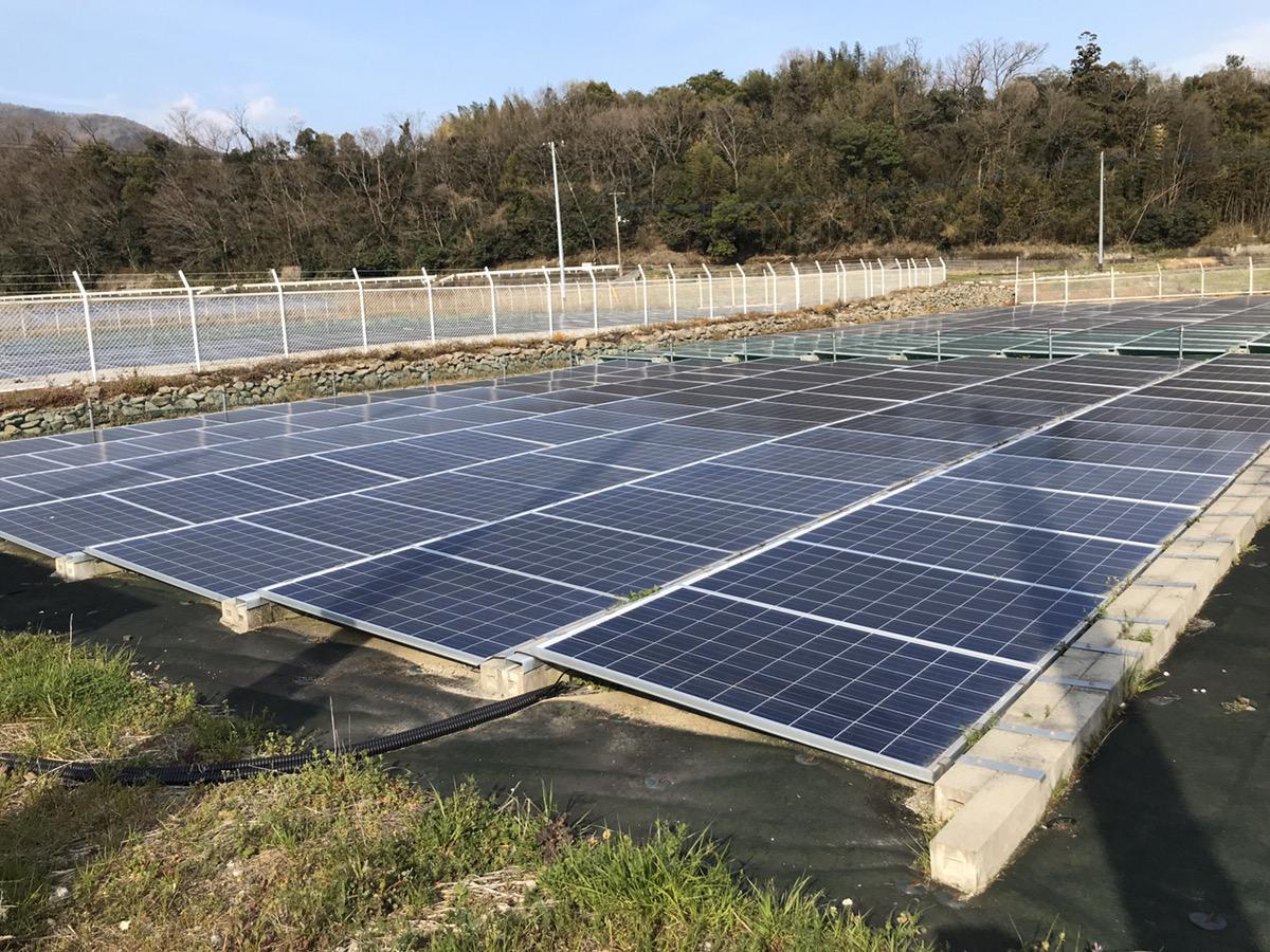 【FIT】FIT36円 徳島県美馬市 FE脇町小星発電所7-Bのメイン画像
