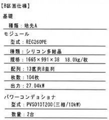 【FIT】FIT36円 徳島県美馬市 FE脇町小星発電所7-Bのサブ画像