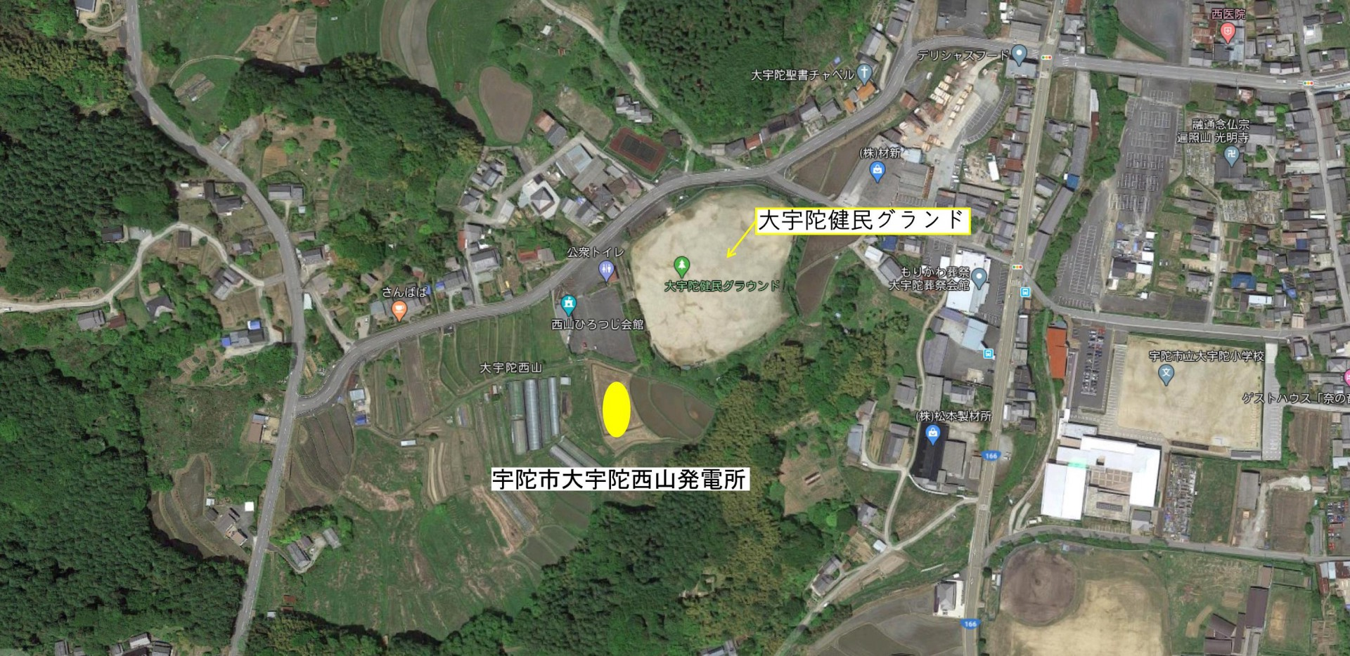 【NKD】FIT18円奈良県宇陀市西山発電所のメイン画像