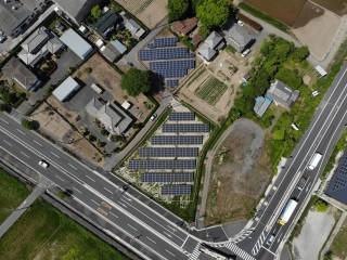 【SB】FIT18円 羽生市大字北荻島410-1発電所のメイン画像