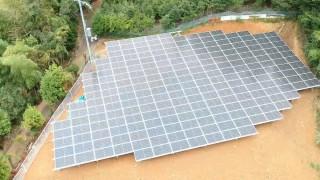 【RE】完工済み!即連系可能!有田郡太陽光発電のメイン画像