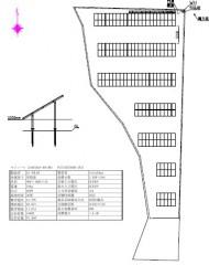 【APM】FIT18円秋田県下浜桂根第八太陽光発電所(87.4kW)のサブ画像