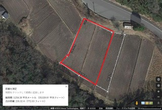 【KJ】【営農型】久井町1号のメイン画像
