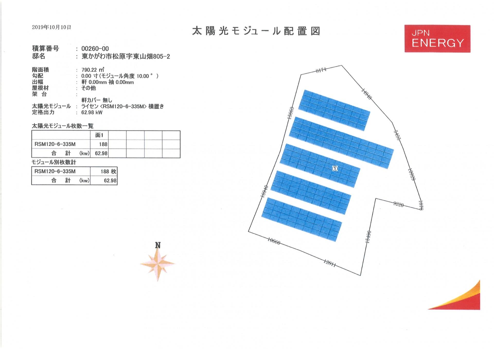 【JPN】G175 FIT14円 香川県東かがわ市発電所のメイン画像