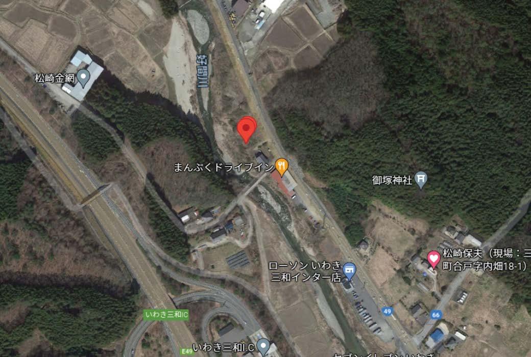 【SHE】90 三和町合戸字中館下発電所Bのメイン画像