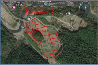 【SB】伊都郡かつらぎ町550発電所のメイン画像
