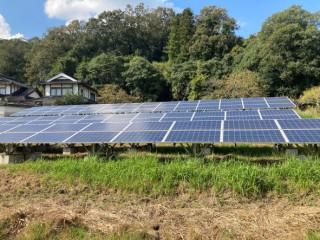 【RH】安芸高田市太陽光発電所 ※中古物件のメイン画像