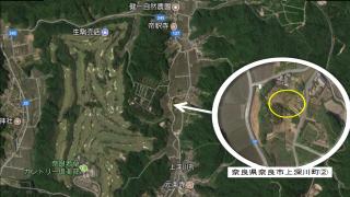 【NKD】FIT24円奈良県奈良市上深川②発電所のメイン画像