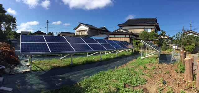 【HD】FIT32円富山県高岡市雨晴海岸発電所のメイン画像