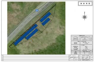 【UE】FIT24円 京都府福知山太陽光発電所のメイン画像