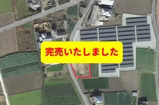 <K-192>75kW 徳島県阿波市 FIT24円のメイン画像