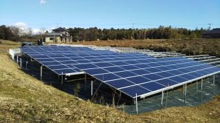 【HD】FIT36円 茨城県牛久市発電所のメイン画像