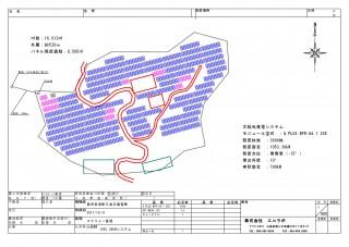 【HH】FIT18円 広島県東広島市安浦町三津口①発電所のメイン画像