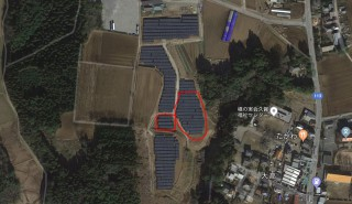 【TOM】FIT36円 千葉県香取郡多古町発電所 低圧6区画<連系済>のメイン画像