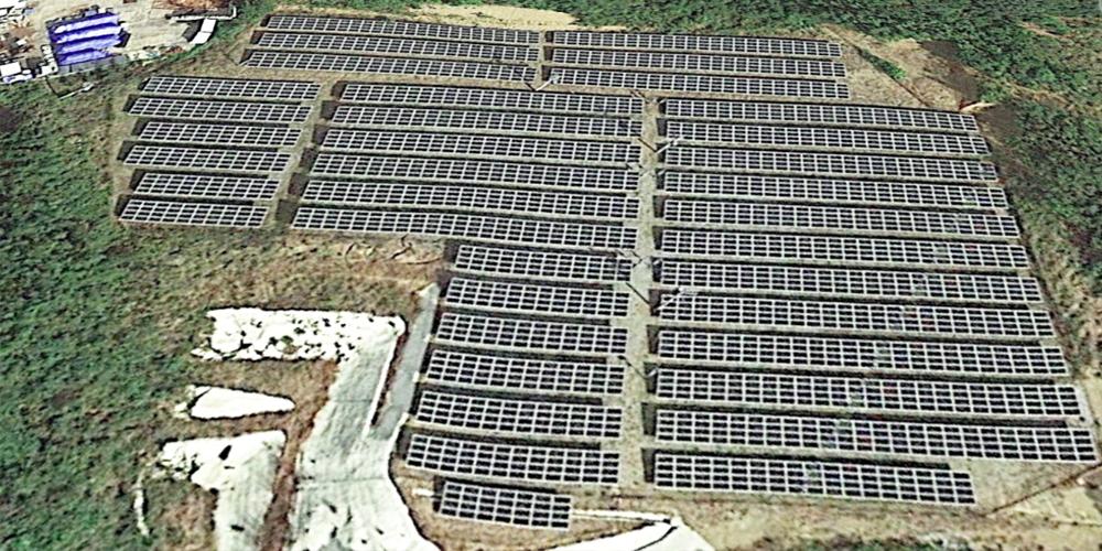 【OHS】FIT36円 長崎県諫早市発電所 低圧×10区画<連系済>のメイン画像