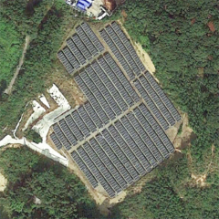【OHS】FIT36円 長崎県諫早市発電所 低圧×10区画<連系済>のサブ画像