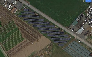 【AD】FIT21円 茨城県筑西市発電所※ソーラーシェアリング<連系済>のメイン画像