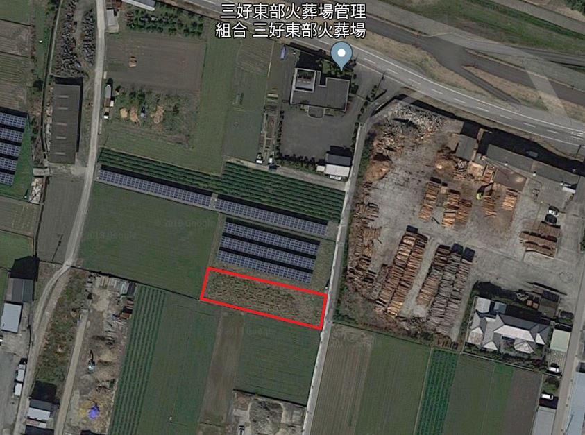 【CE】FIT18円 徳島県三好郡東みよし町西庄発電所のメイン画像