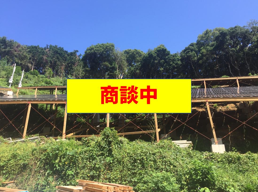 <O-88>低圧FIT40円×11区画 和歌山県有田郡湯浅町のメイン画像