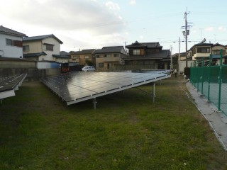 【CHU】FIT24円 和歌山県和歌山市太陽光01発電所<連系済>のメイン画像