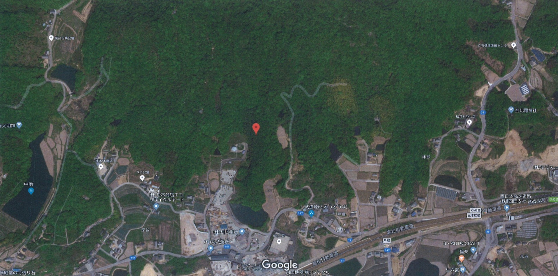 【JPN】FIT18円 木田郡三木町発電所のメイン画像